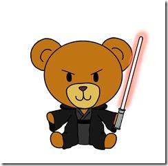 A Sith Teddy